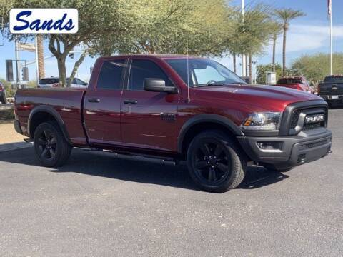 2020 RAM Ram Pickup 1500 Classic for sale at Sands Chevrolet in Surprise AZ