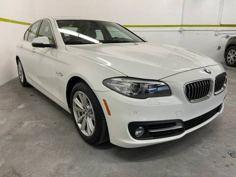 2016 BMW 5 Series for sale at CAR UZD in Miami FL