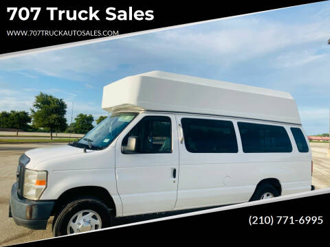 2011 Ford E-Series Cargo for sale at 707 Truck Sales in San Antonio TX