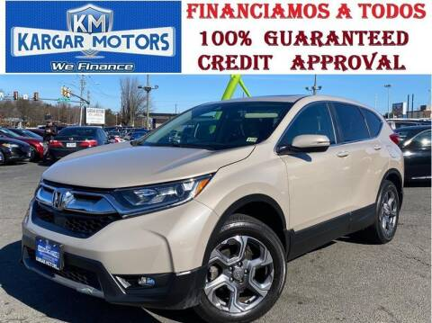 2017 Honda CR-V for sale at Kargar Motors of Manassas in Manassas VA