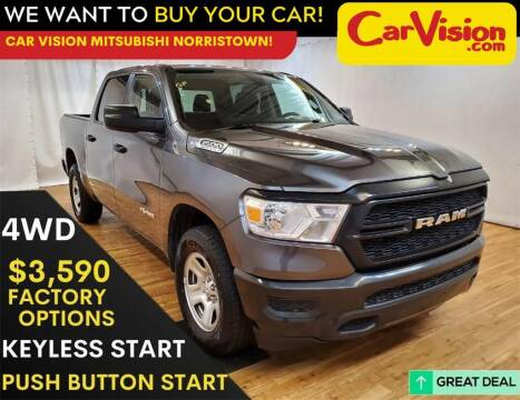 2019 RAM Ram Pickup 1500 for sale at Car Vision Mitsubishi Norristown in Trooper PA