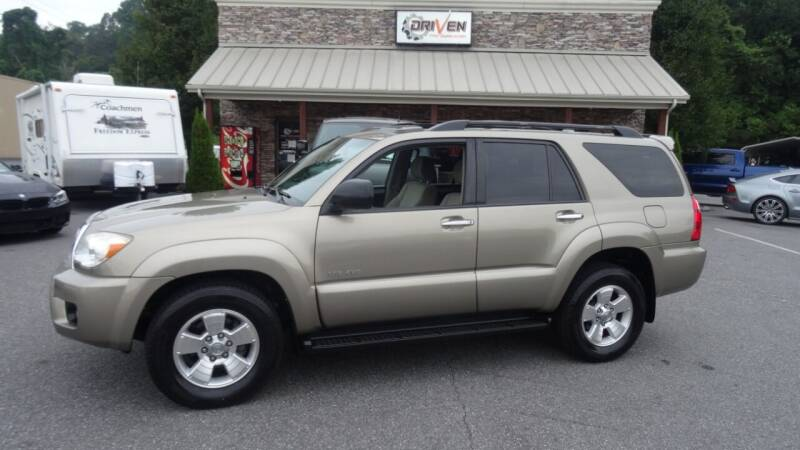 2007 Toyota 4Runner for sale at Driven Pre-Owned in Lenoir NC