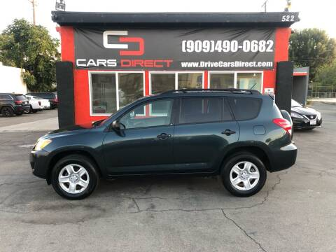 2009 Toyota RAV4 for sale at Cars Direct in Ontario CA
