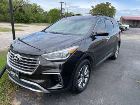 2017 Hyundai Santa Fe for sale at Bam Auto Sales in Azle TX