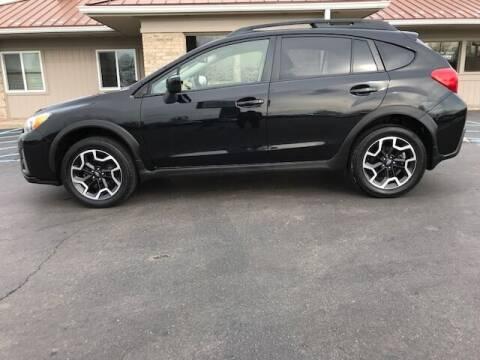 2016 Subaru Crosstrek for sale at Motors Inc in Mason MI