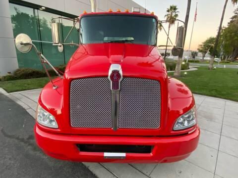 2010 Kenworth T370 for sale at Top Motors in San Jose CA