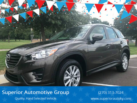 2016 Mazda CX-5 for sale at Superior Automotive Group in Owensboro KY
