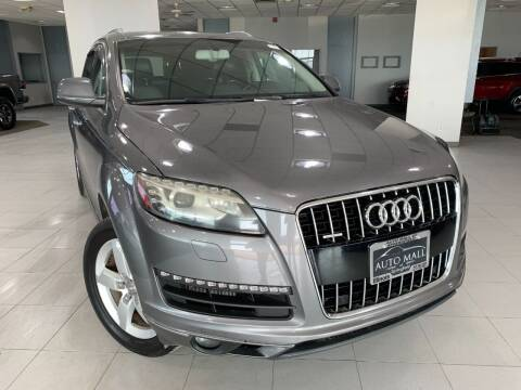 2014 Audi Q7 for sale at Auto Mall of Springfield in Springfield IL