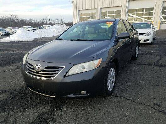 2008 Toyota Camry for sale at Action Automotive Service LLC in Hudson NY