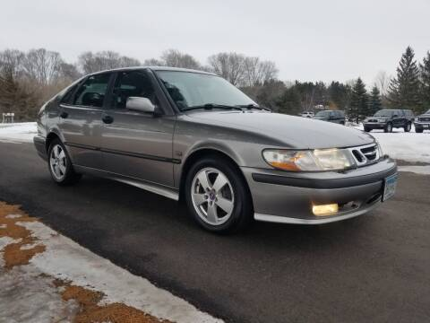 2002 Saab 9-3 for sale at Shores Auto in Lakeland Shores MN