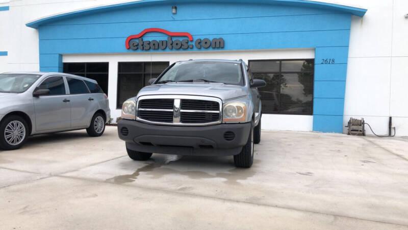 2006 Dodge Durango for sale at ETS Autos Inc in Sanford FL