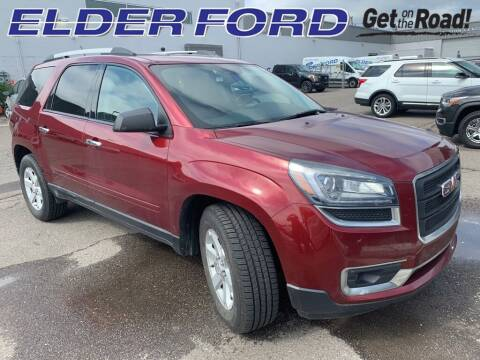 2015 GMC Acadia for sale at Mr Intellectual Cars in Troy MI