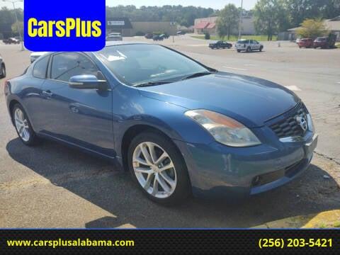 2009 Nissan Altima for sale at CarsPlus in Scottsboro AL