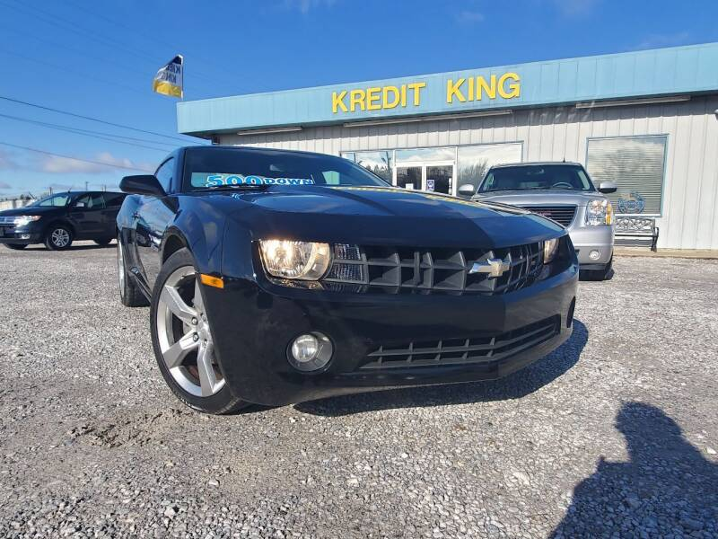 2012 Chevrolet Camaro for sale at Kredit King Autos in Montgomery AL