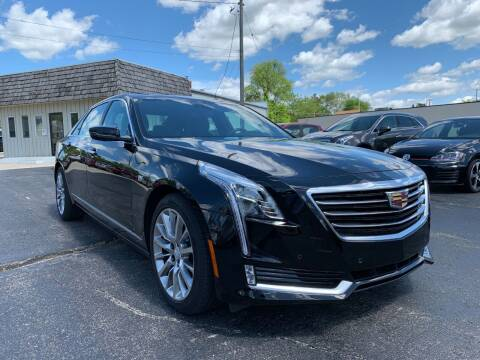 2017 Cadillac CT6 for sale at Auto Gallery LLC in Burlington WI
