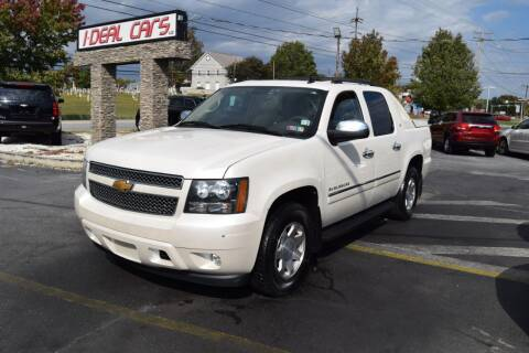 2012 Chevrolet Avalanche for sale at I-DEAL CARS in Camp Hill PA