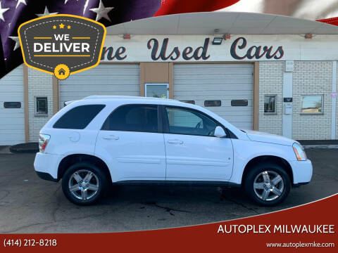 2009 Chevrolet Equinox for sale at Autoplex 3 in Milwaukee WI