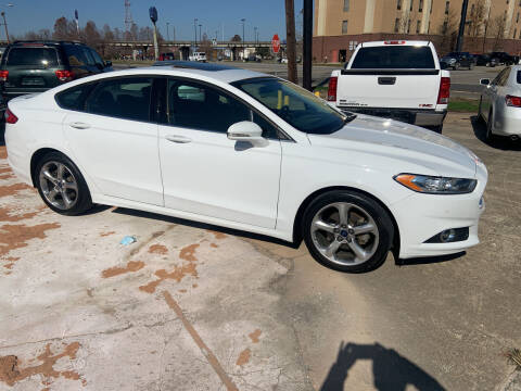 2016 Ford Fusion for sale at Uncle Ronnie's Auto LLC in Houma LA