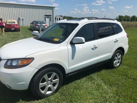 2007 Hyundai Santa Fe for sale at Nice Cars in Pleasant Hill MO
