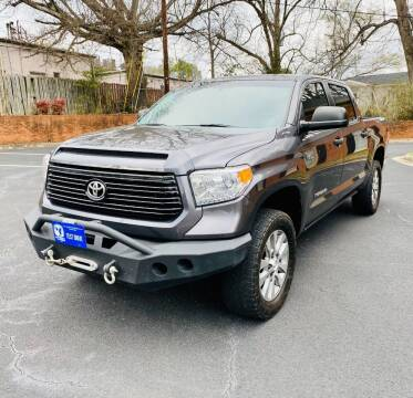 2014 Toyota Tundra for sale at Monterrey Auto Brokers in Decatur GA