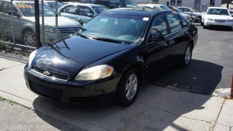 2008 Chevrolet Impala for sale at GM Automotive Group in Philadelphia PA