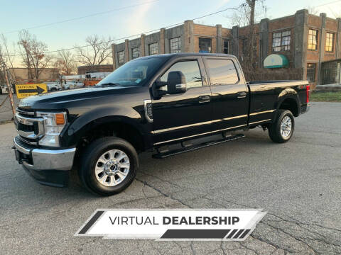 2020 Ford F-250 Super Duty for sale at Eastclusive Motors LLC in Hasbrouck Heights NJ