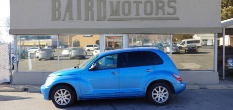 2008 Chrysler PT Cruiser for sale at BAIRD MOTORS in Clearfield UT