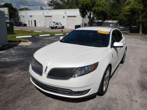 2013 Lincoln MKS for sale at Best Price Car Dealer in Hallandale Beach FL