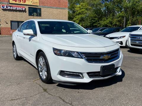 2018 Chevrolet Impala for sale at Car Source in Detroit MI
