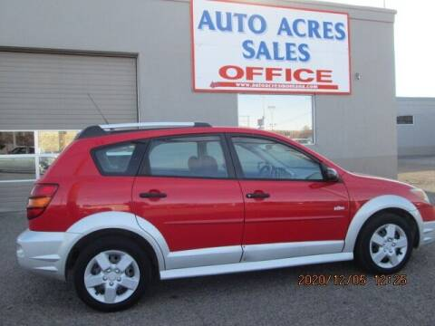 2005 Pontiac Vibe for sale at Auto Acres in Billings MT