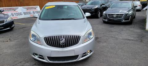 2014 Buick Verano for sale at Absolute Motors in Hammond IN