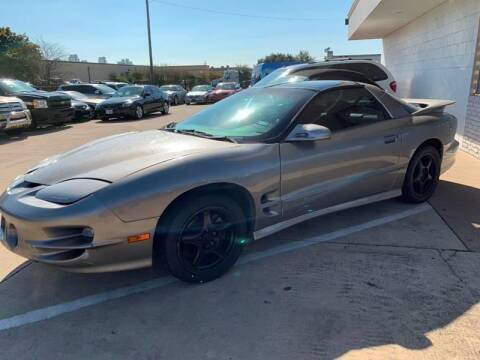 2000 Pontiac Firebird for sale at SP Enterprise Autos in Garland TX