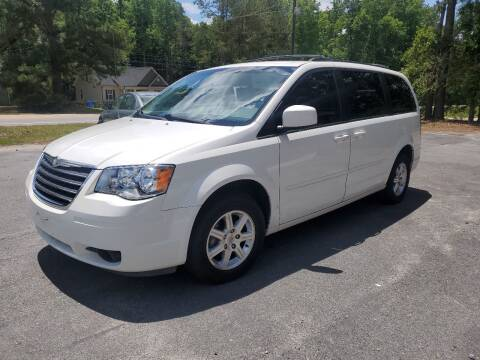 2008 Chrysler Town and Country for sale at Tri State Auto Brokers LLC in Fuquay Varina NC