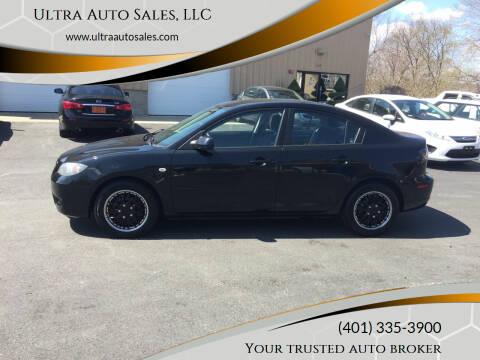 2008 Mazda MAZDA3 for sale at Ultra Auto Sales, LLC in Cumberland RI