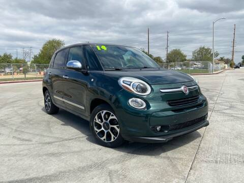 2014 FIAT 500L for sale at Affordable Auto Solutions in Wilmington CA