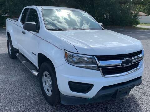 2015 Chevrolet Colorado for sale at Consumer Auto Credit in Tampa FL