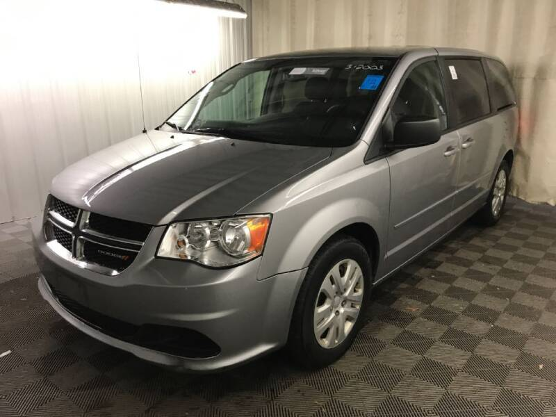 2016 Dodge Grand Caravan for sale at Cupples Car Company in Belmont NH