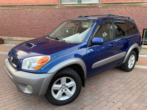 2005 Toyota RAV4 for sale at Euroasian Auto Inc in Wichita KS