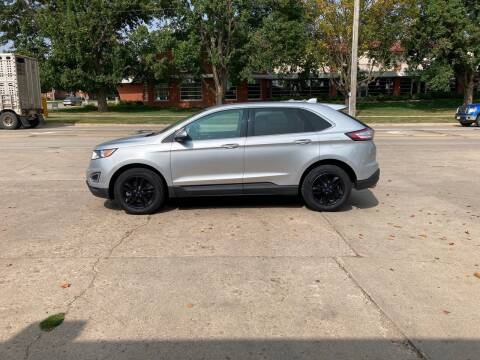 2016 Ford Edge for sale at Mulder Auto Tire and Lube in Orange City IA