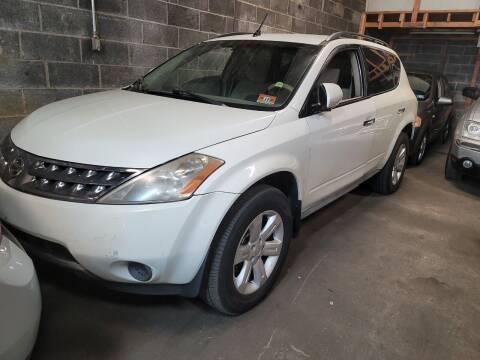2006 Nissan Murano for sale at O A Auto Sale in Paterson NJ