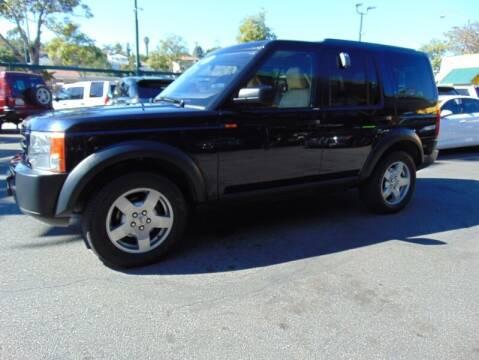 2006 Land Rover LR3 for sale at Santa Monica Suvs in Santa Monica CA