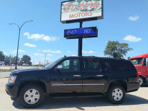 2010 Chevrolet Suburban for sale at Victory Motors in Waterloo IA
