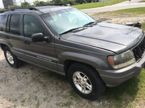 2002 Jeep Grand Cherokee for sale at Jerry Allen Motor Co in Beaumont TX