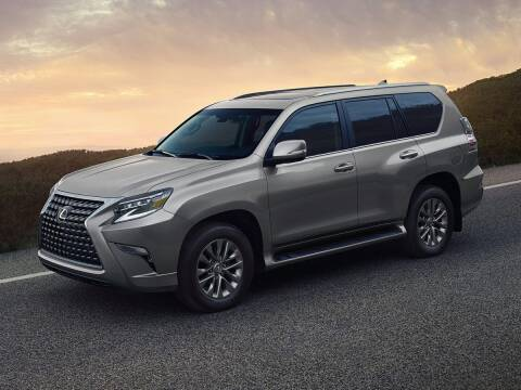 2021 Lexus GX 460 for sale at RALLYE LEXUS in Glen Cove NY