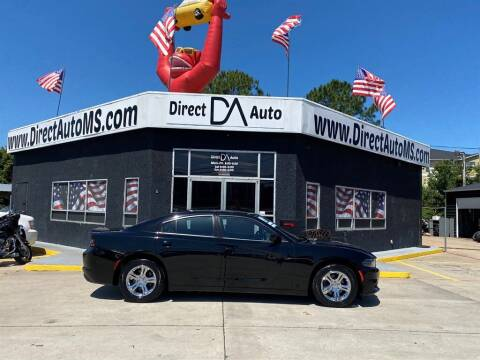 2019 Dodge Charger for sale at Direct Auto in D'Iberville MS