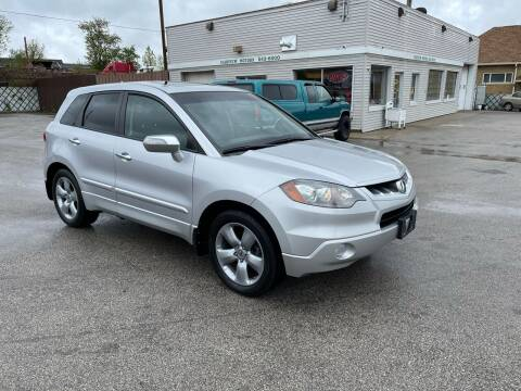 2007 Acura RDX for sale at Fairview Motors in West Allis WI
