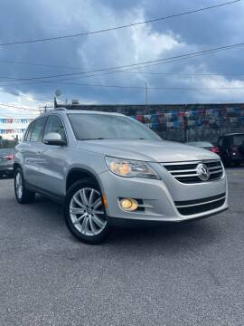 2011 Volkswagen Tiguan for sale at Auto Budget Rental & Sales in Baltimore MD