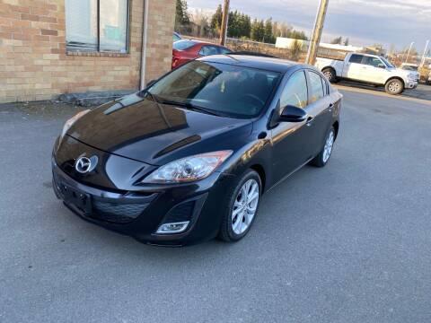 2010 Mazda MAZDA3 for sale at KARMA AUTO SALES in Federal Way WA