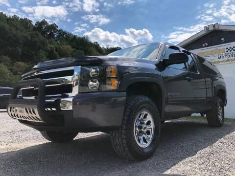 2010 Chevrolet Silverado 1500 for sale at Creekside PreOwned Motors LLC in Morgantown WV