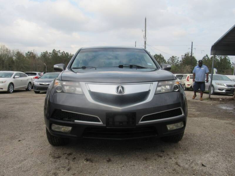 2011 Acura MDX for sale at Jump and Drive LLC in Humble TX